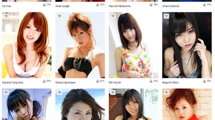 Nice premium adult website where you can find amazing Jap models