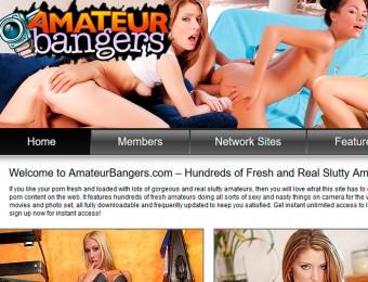 Amateur Bangers
