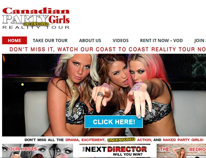 Nice pay porn site with a huge collection of canadian porn videos