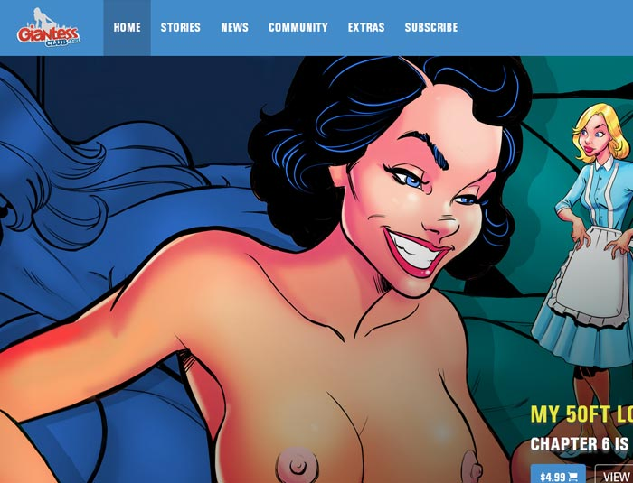 Best paid porn website with porn comic narratives stories