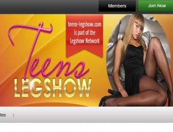 TeensLegShow