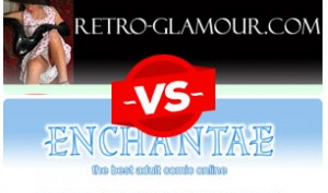 retroglamour vs enchantae