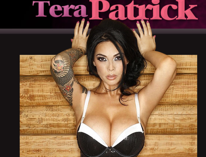 Greatest pay adult site with the famous pornstar Tera Patrick