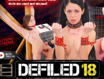 Defiled18