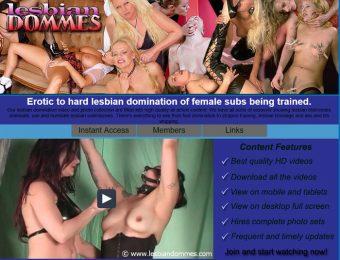 Lesbian Dommes
