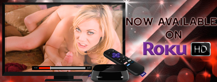 My favorite premium sex website to watch porn videos on Roku