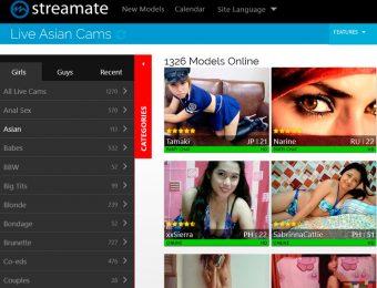 Streamate Asian