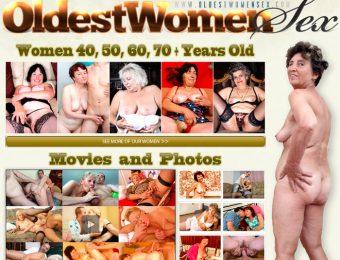 Oldest Women Sex