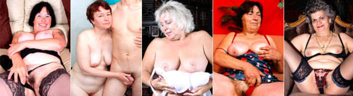 Greatest hd adult site showing granny porn content