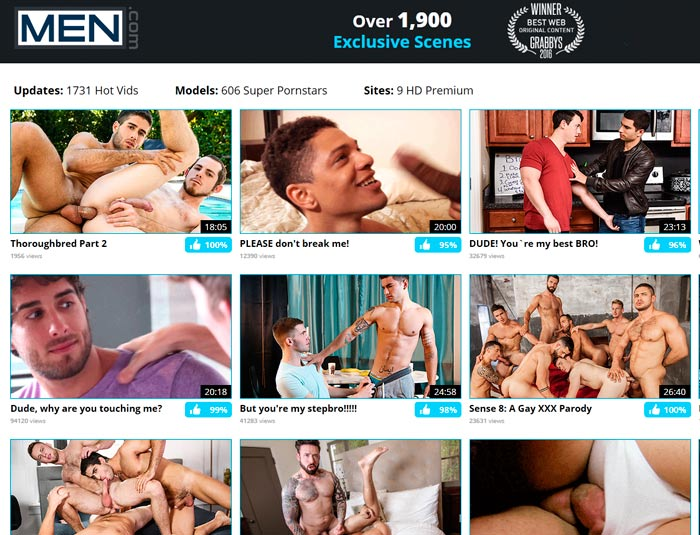 Greatest pay adult website for the gay porn lovers