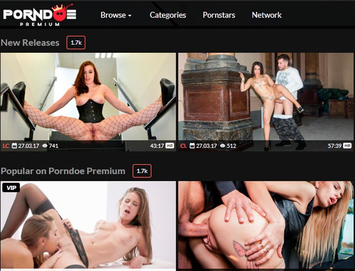 Greatest pay xxx site to find all genres of porn