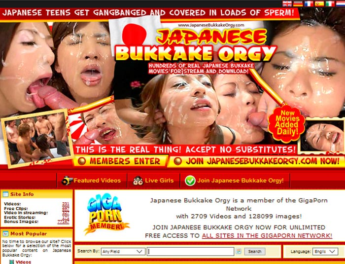 Nice pay xxx website full of hot japanese sluts
