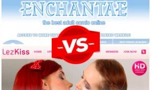 enchantae vs lezkiss