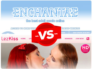 enchantae vs lezkiss
