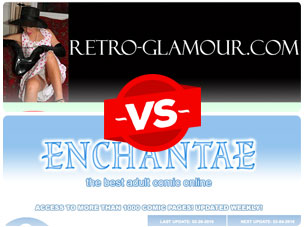 retroglamour vs enchantae
